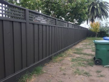 Diy Fence Stain for Inspiration Benjamin Moore Dragons Breath Semi-solid Stain ...