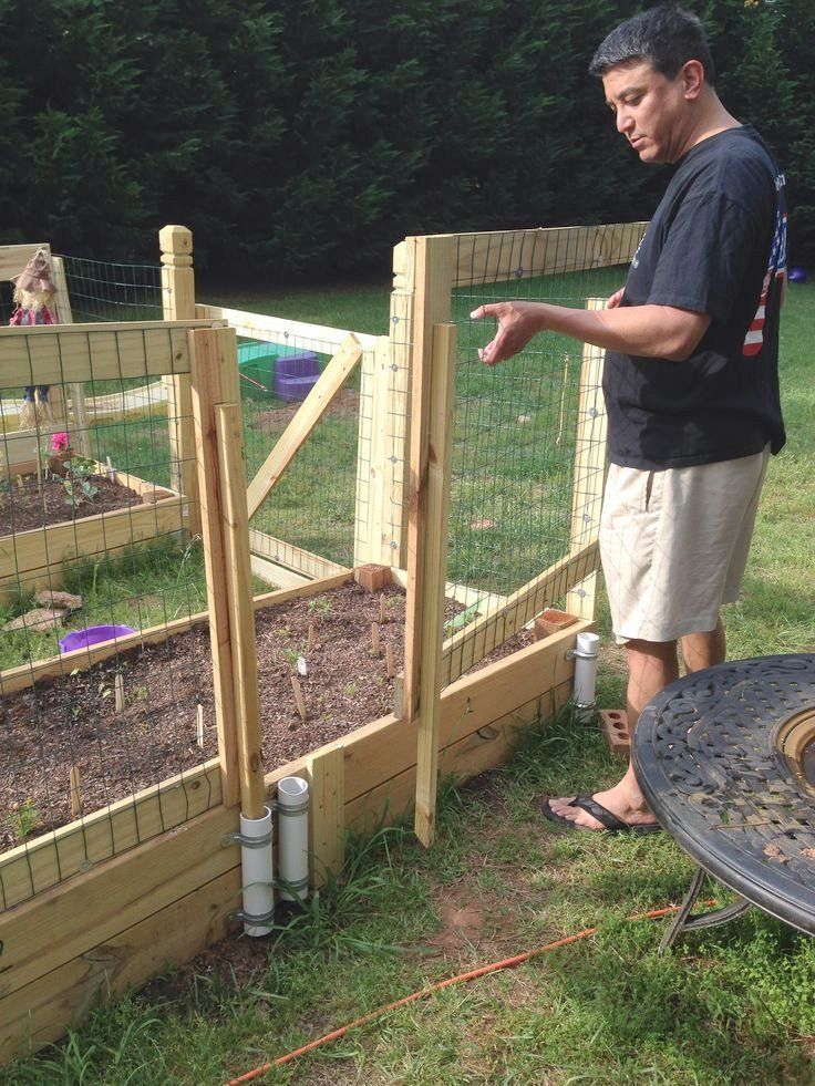 Good Removable Garden Fence How To Keep Your Garden Fencing In Good Shape? Ideas ...